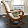 Rocking chair - Stok fotoraf