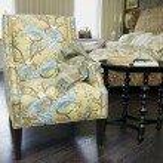 sillón — Foto de Stock