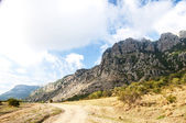 Mountain Crimea — Stock Photo