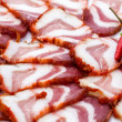 Stock Photo: Bacon and pepper