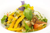 Vegetable salad — Zdjęcie stockowe