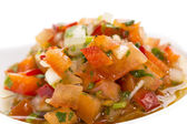 Stew with vegetable — Stock Photo