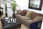 útulný obývací pokoj — Stock fotografie