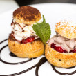 Profiteroles — Photo