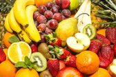 Fresh fruits. — Stock Photo