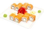 Sushi traditionnel — Photo