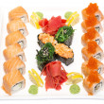 Japanese sushi — Foto Stock #32997117