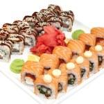 japonské sushi — Stock fotografie #32997217