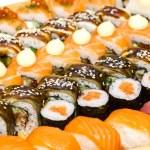 Sushi set — Stock Photo #34905857