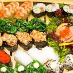 Sushi set — Stock Photo #34905893