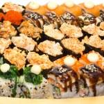 Sushi set — Stock Photo #34905897