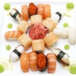 Sushi set — Stock Photo #35109175