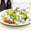 greek salad&quot — Stock Photo #35943751