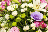 Background of flowers — Stock Photo