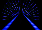 Neon abstract background — Stockfoto