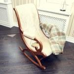 Rocking chair — Stock Photo #40559837