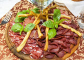 Meat dish — Stock Photo