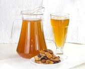 Frasco de bebida baya — Foto de Stock