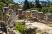 Ruins of ancient Carthage — Stock Photo
