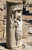 руины древнего карфагена — Стоковое фото