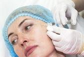化粧品の治療 — ストック写真