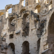 Ruins of the largest colosseum El Jem,Tunisia — Stock Photo #51200885