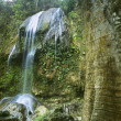 Views of the Soroa Fall, Pinar del Rio, Cuba - Stok fotoğraf