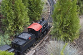 Modellini di treni — Foto Stock