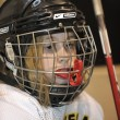 Stock Photo: Peewee ice Hockey