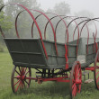 Conestoga Wagon — Stock Photo