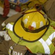 Stock Photo: Fire Fighting Equipment