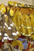 Yangınla mücadele donanımları — Stok fotoğraf