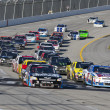 Постер, плакат: NASCAR 2012: Nationwide Series Kentucky 300 SEP 22
