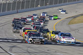 NASCAR 2012: Nationwide Series Kentucky 300 SEP 22 — 图库照片