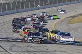 NASCAR 2012: Nationwide Series Kentucky 300 SEP 22 — Stock Photo