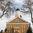 Vernal Utah Temple — Stock Photo