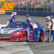 NASCAR 2013:  Sprint Cup Series Auto Club 400 MAR 24 — Stock Photo