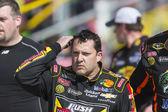 NASCAR 2013: Sprint Cup Series Auto Club 400 MAR 24 — Stock Photo