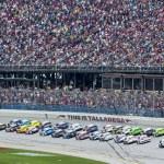 Постер, плакат: NASCAR 2013: Sprint Cup Series Aarons 499 MAY 05