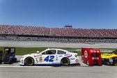 NASCAR 2013: Sprint Cup Series Aarons 499 MAY 05 — ストック写真
