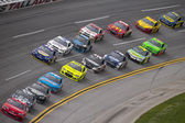 NASCAR 2013: Sprint Cup Series Aarons 499 MAY 05 — Stockfoto