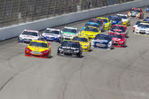 NASCAR 2013: Sprint Cup Series Pure Michigan 400 August 18 — Stock Photo