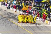 Nascar-2013: Sprint Cup Serie Pure Michigan 400 18.08 — Stockfoto