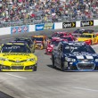 NASCAR 2013:  Sprint Cup Series GOODY'S HEADACHE RELIEF SHOT 500 — Stock Photo