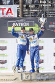 Racing:  Apr 12 TUDOR United SportsCar Championship of Long Beac — Stock Photo