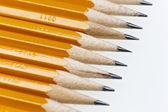 School Pencils — Stock Photo
