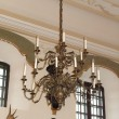 Antiques, chandeliers, — Stock Photo