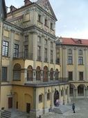 Arquitectura en bielorrusia — Foto de Stock