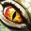 Eye of lizard — Stock Photo #29470841