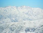 Uzbekistan's mountains. — Stock Photo